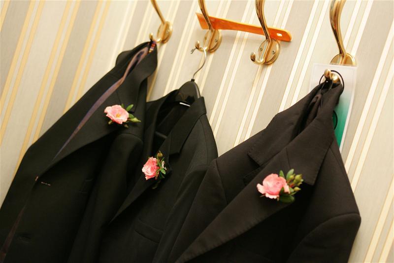 Guest Buttonholes