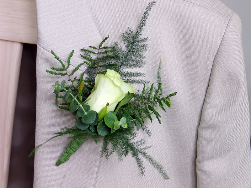 Groom's Buttonholes