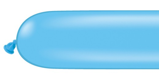 Qualatex 260Q Pale Blue Modelling Balloons