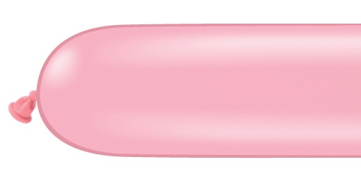 Qualatex 260Q Pink Modelling Balloons