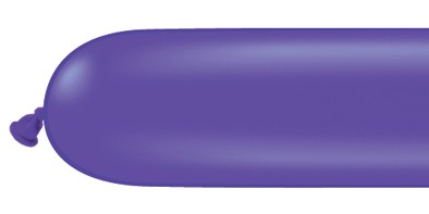 Qualatex 260Q Quartz Purple Modelling Balloons