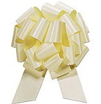 50mm Large Cream Pull Bows