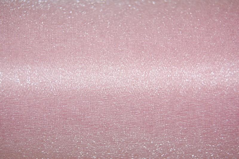 Baby Pink Organza Snow Sheer Roll
