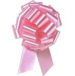 30mm Medium Baby Pink Pull Bows