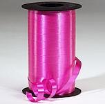 Cerise Pink Curling Ribbon 500 Metres