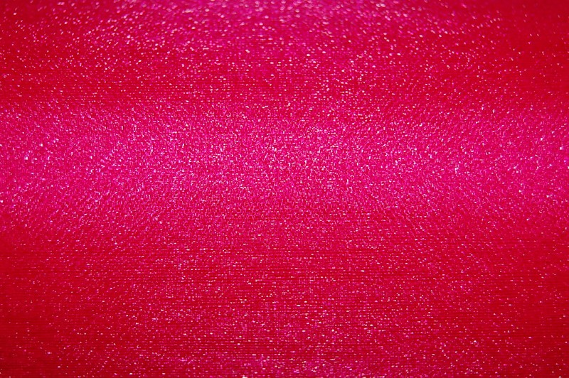 Cerise Pink Organza Snow Sheer Roll