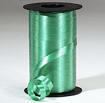 Emerald Green Curling Ribbon 500 Metres