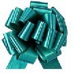 30mm Medium Emerald Green Pull Bows
