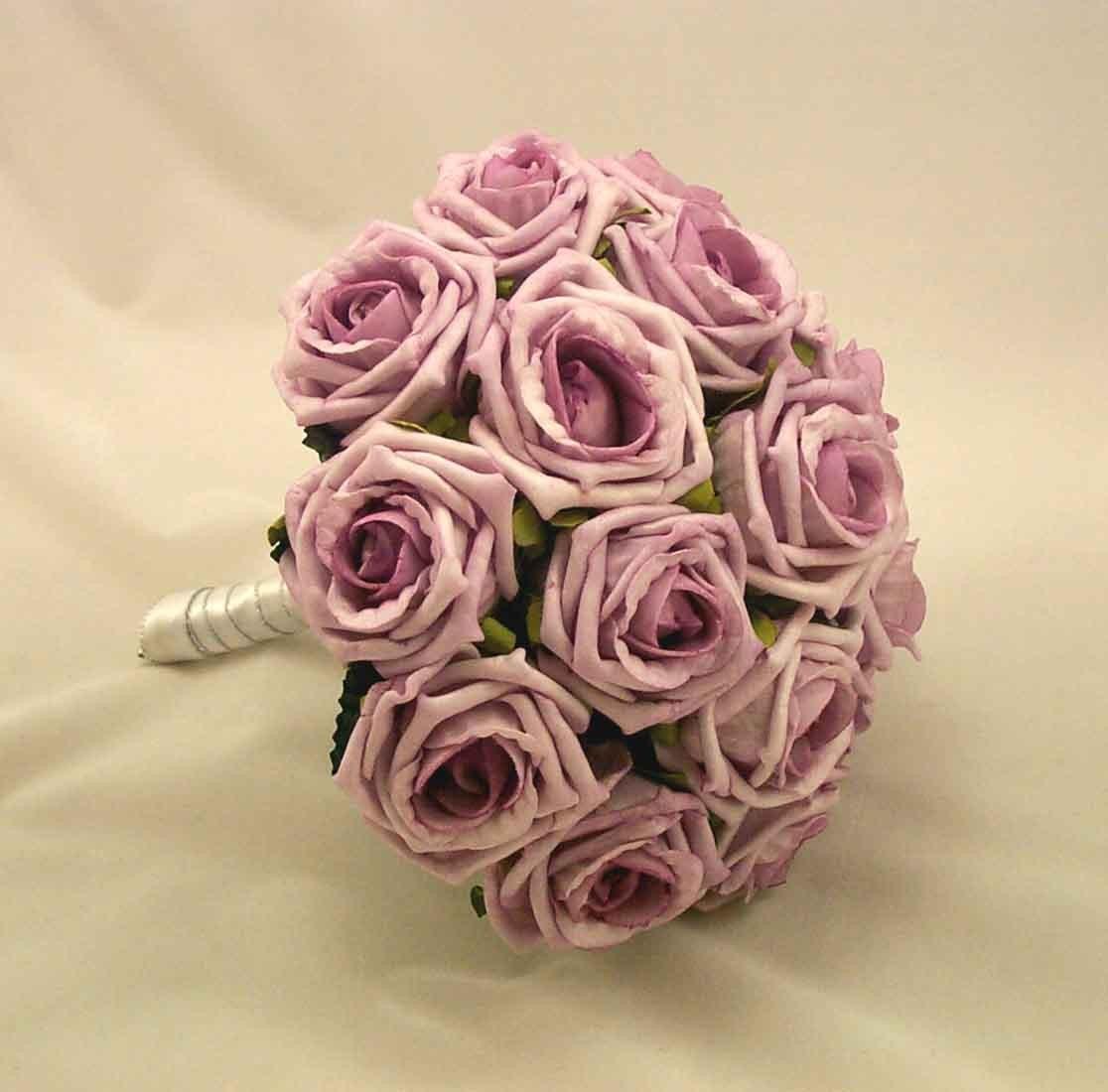 Lavender / Llilac Rose Bridesmaid's Posy