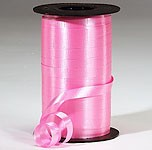 Pink Curling Ribbon 500 Metres