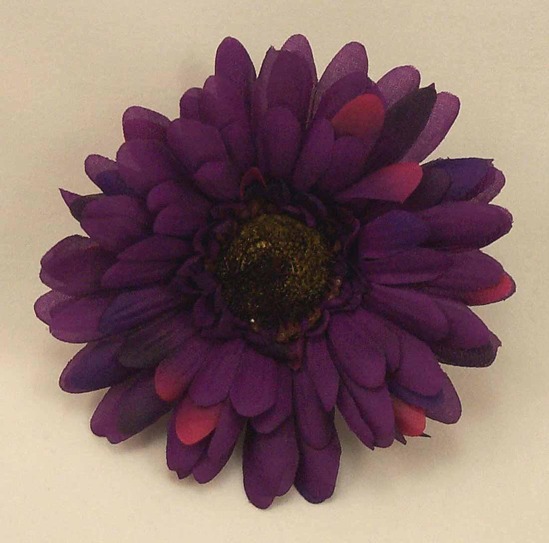 Purple Gerbera Sample