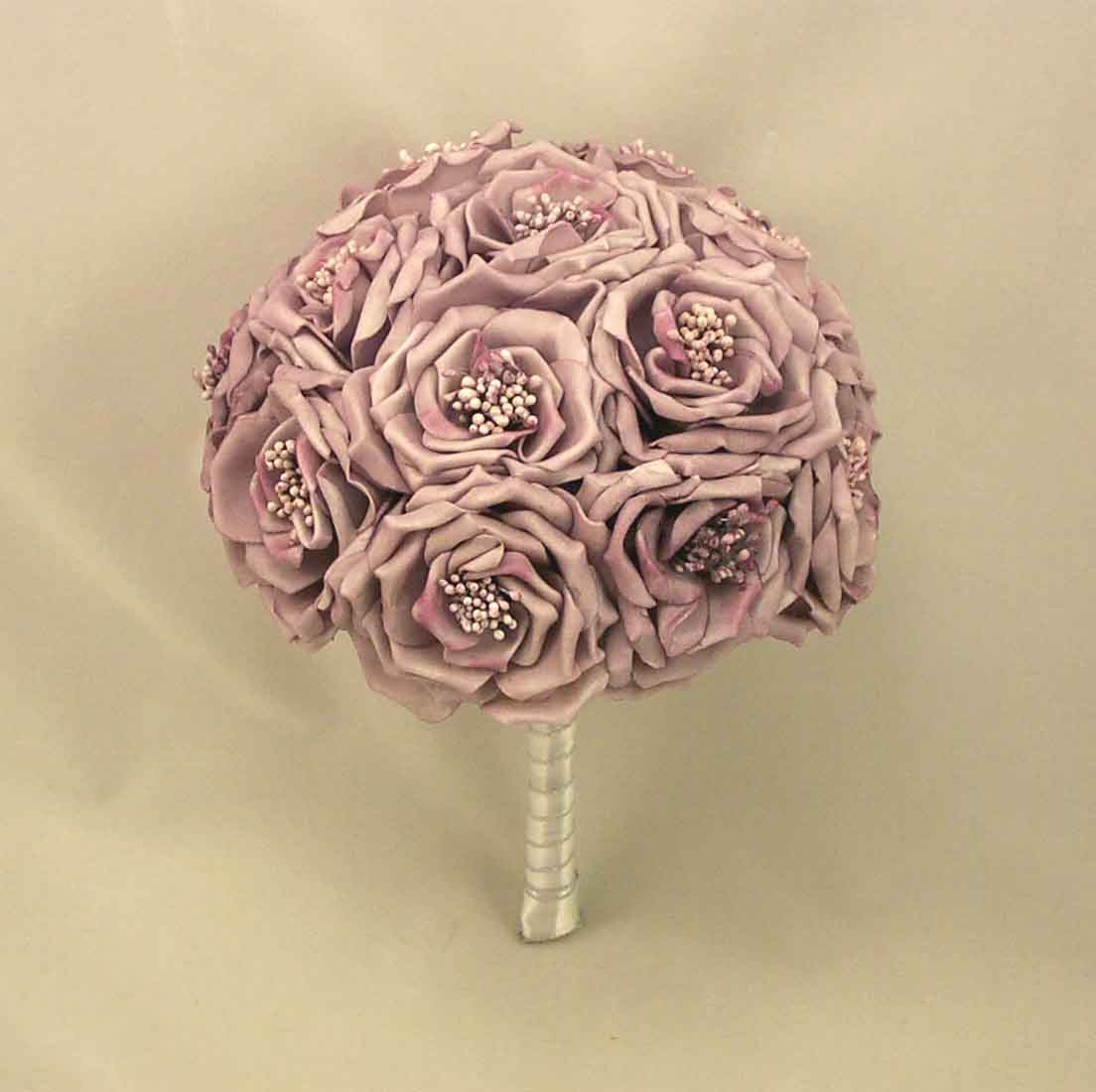 Lilac Wild Rose Table Posy