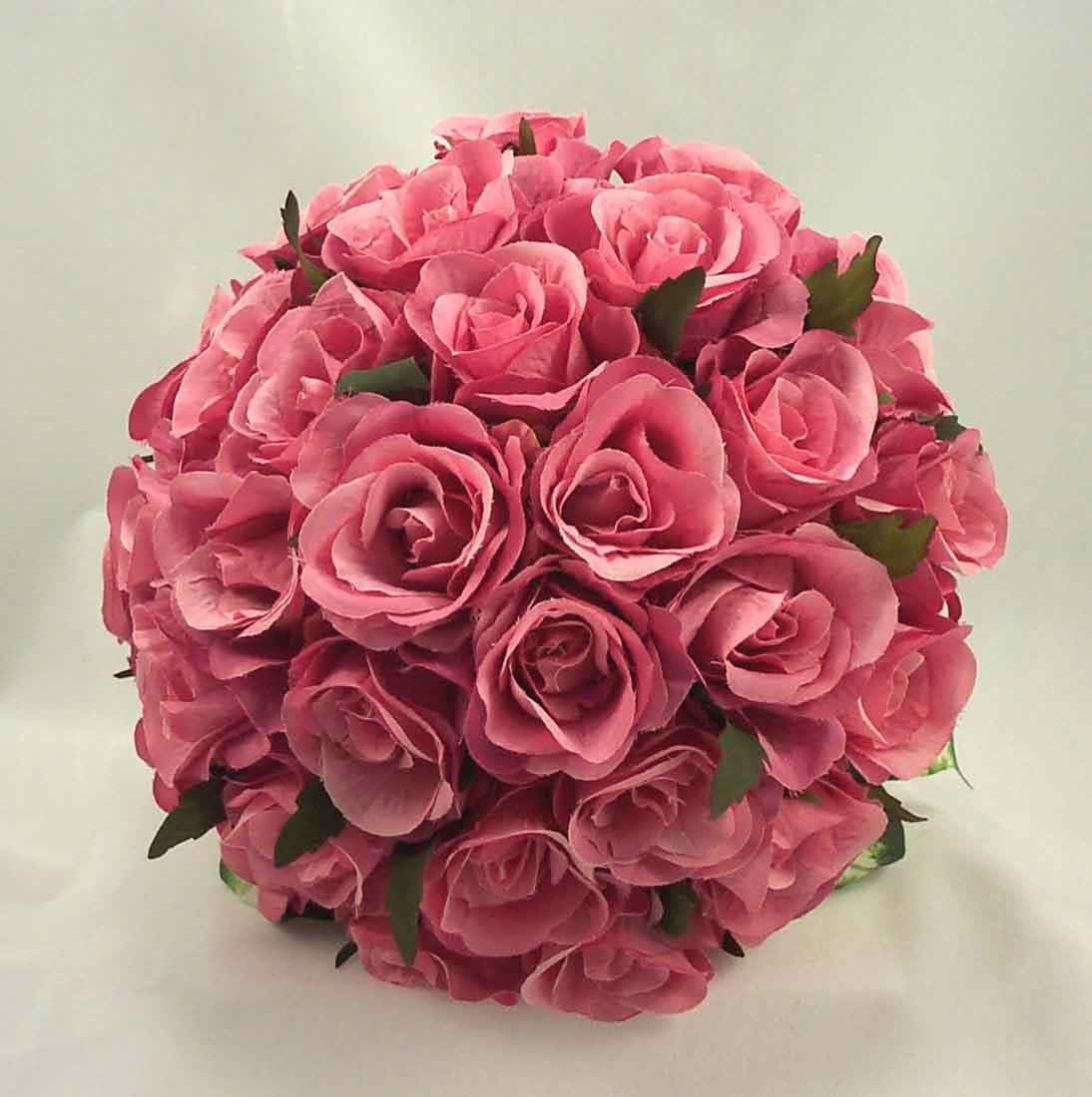 Lavender Rose Posy Bouquet