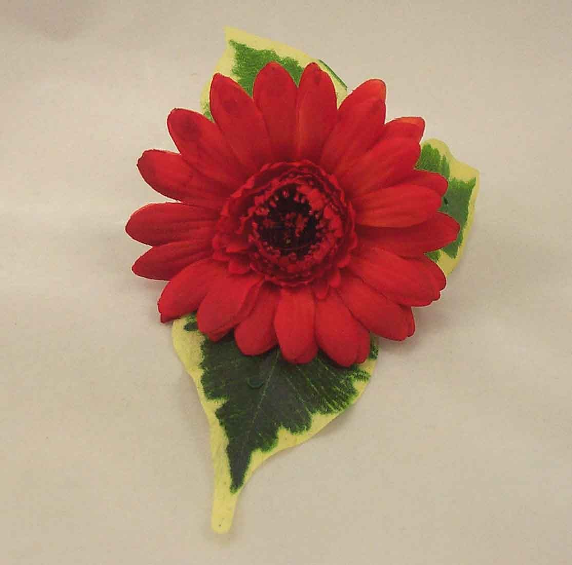 Red Gerbera Buttonhole