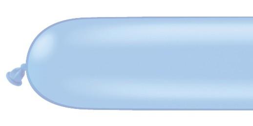 Qualatex 260Q Pearl Azure Modelling Balloons