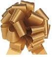 30mm Medium Gold Pull Bows