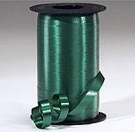 Dark Green Curling Ribbon 500 Metres