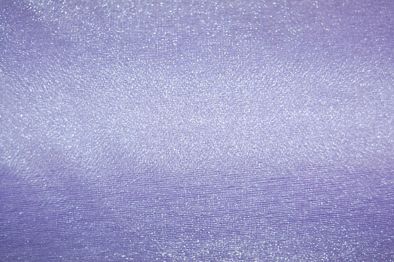 Lavender Organza Snow Sheer Roll