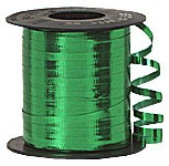 Metallic Green Curling Ribbon 500 Metres
