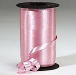 Light Pink Curling Ribbon 500 Metres