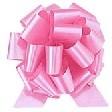 30mm Medium Rose Pink Pull Bows