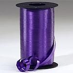 Purple Curling Ribbon 500 Metres