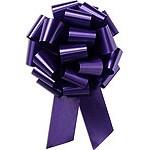 30mm Medium Purple Pull Bows