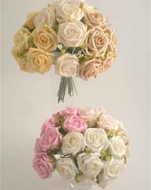 Light Pink Small Rose Sample