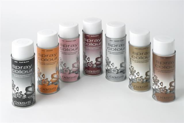 OASIS® Spray Colour - October Brown