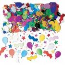 Balloon Fun Party Table Confetti