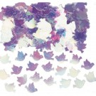 Irridescent Doves Wedding Table Confetti