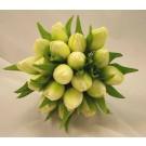 Ivory Tulip Bridesmaid's Posy Bouquet