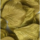 Gold Silk Rose Petals
