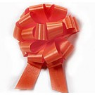 50mm Large Orange Pull Bows