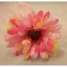 Flowergirl's Baby Pink Gerbera Wand