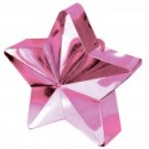 Pink Star Balloon Weight