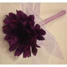 Flowergirl's Purple & Lilac Gerbera Wand