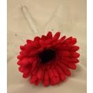 Flowergirl's Red Gerbera Wand