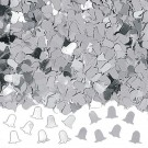 Silver Bells Wedding Table Party Confetti
