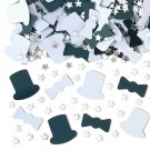 Top Hat & Tails Wedding Table Confetti