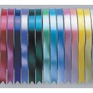 10m Length of Metallic Silver Poly Ribbon