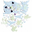 Wedding Doves Party Table Confetti