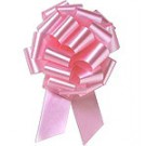 30mm Medium Baby Pink Pull Bows