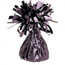 Black Foil Balloon Weight