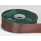 Chocolate Brown Poly Ribbon 100 Metres