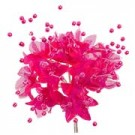 Babies Breath - 12 Stems - Cerise Pink