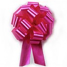 30mm Medium Cerise Pull Bows