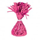 Cerise Pink Foil Balloon Weight