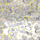 Happy Engagement Party Table Confetti