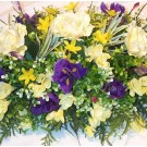 Mixed Colour Table Arrangement